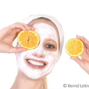 Anti-Pickel Maske mit Aloe Vera