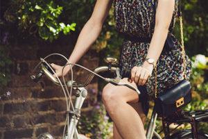 zum entschlacken fahrrad fahren